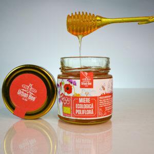 miere ecologică polifloră