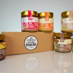 cutie miere crema ecologica