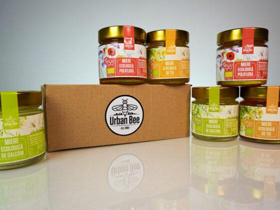 cutie miere ecologică